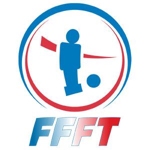 logo partenaire de la Fédération Française de Football de table